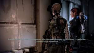 Mass Effect 2 : Hören Sie sich alle Logs an und reden Sie viel mit Jack.