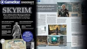 Vampirismus in Skyrim :