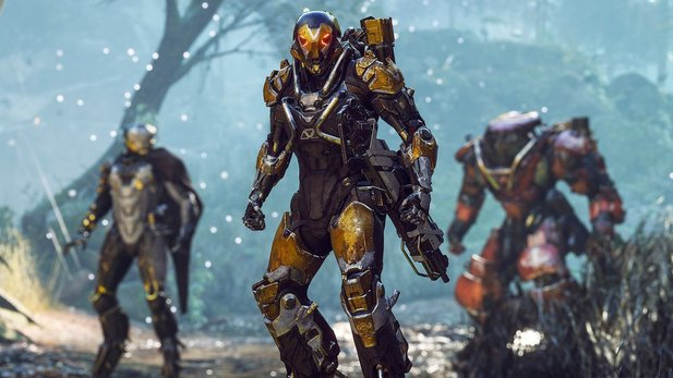 Entscheidet Anthem über die Zukunft von BioWare?