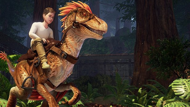 Ark Park - Ankündigungstrailer zum Jurassic Park der Ark: Survival Evolved-Macher