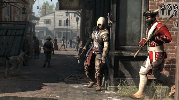 Assassin's Creed 3 - Vorschau-Video