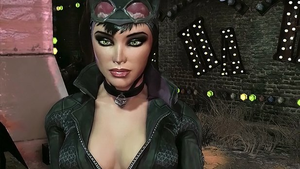 Batman: Arkham City - Catwoman-Trailer