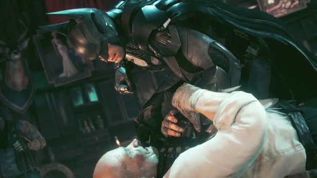 Batman: Arkham Knight - E3-Gameplay-Video: Batmobil, Battle-Mode & Pinguin
