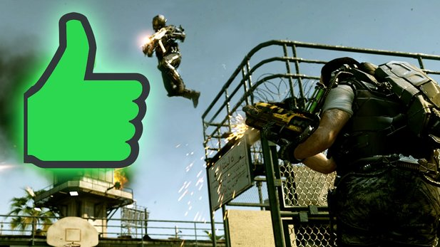 Call of Duty: Advanced Warfare - Das Beste am Multiplayer-Modus