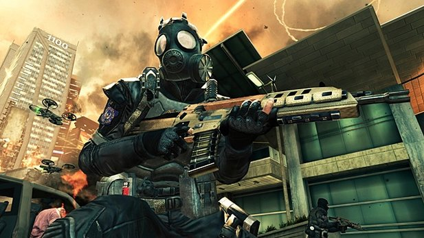 Call of Duty: Black Ops 2 - Test-Video zum Multiplayer-Modus