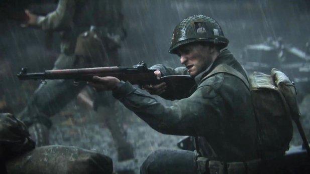 PC-Open-Beta zu Call of Duty: WWII