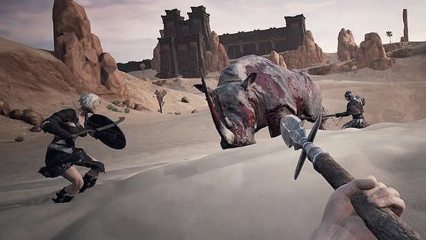 Conan Exiles - Erster Gameplay-Trailer