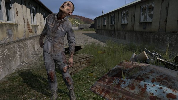 DayZ - Dev-Video zeigt Kriech-Animation für die Zombies