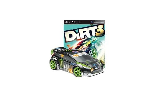 Die Limited Edition von DiRT 3 enthält ein exklusives RC Car.