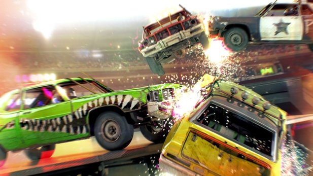 Debüt-Trailer von DiRT Showdown