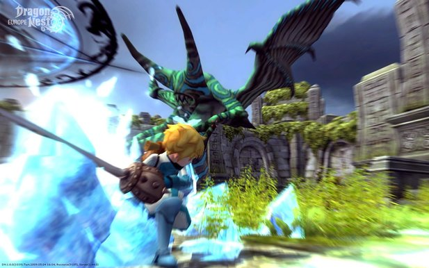 Die Closed-Beta von Dragon Nest beginnt am 27. Februar 2013.