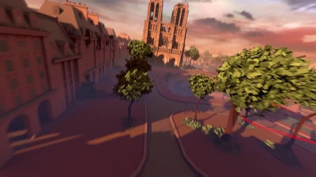 Eagle Flight - Gameplay-Trailer zum Virtual-Reality-Flugspiel von Ubisoft