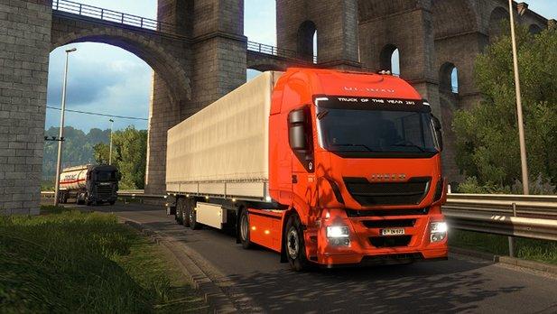 euro truck simulator 2 erweiterung viva la france. Black Bedroom Furniture Sets. Home Design Ideas