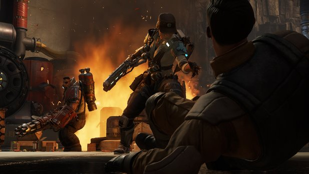 Evolve - Entwickler-Tutorial: Der Rescue-Modus