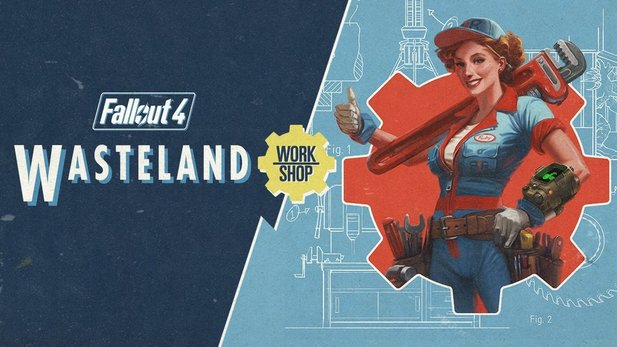Der Fallout-4-DLC Wasteland Workshop erscheint am 12. April 2016.