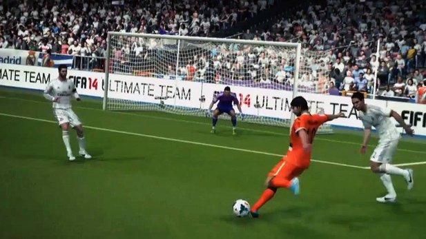 FIFA 14 - Gameplay-Video aus der NextGen-Version