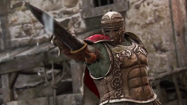 For Honor - Gameplay-Trailer stellt den Zenturio vor