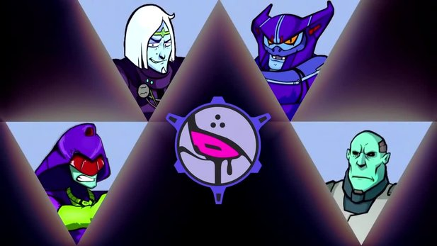 Galak-Z: The Dimensional - Release-Trailer der Steam-Version