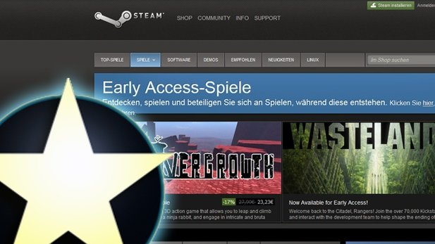 GameStar TV: Steam Early Access - Folge 98/2013