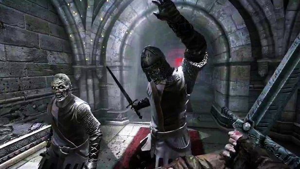 Hellraid - Teaser-Video mit ersten Gameplay-Szenen