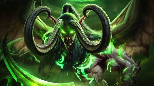 World of Warcraft: Legion zitiert Diablo 3: Der Schatzdämon funktioniert wie der Schatzgoblin, Spieler müssen das Wesen schnellstmöglich ausschalten.