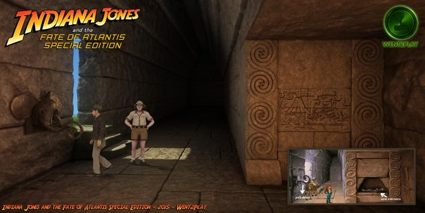 Lucasfilm hat die Fan-Entwicklung der Special Edition von Indiana Jones and the Fate of Atlantis stoppen lassen.