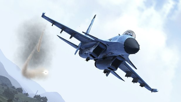 Der Multiplayer-Modus von Jane's Advanced Strike Fighters bietet mehrere Spielvarianten.