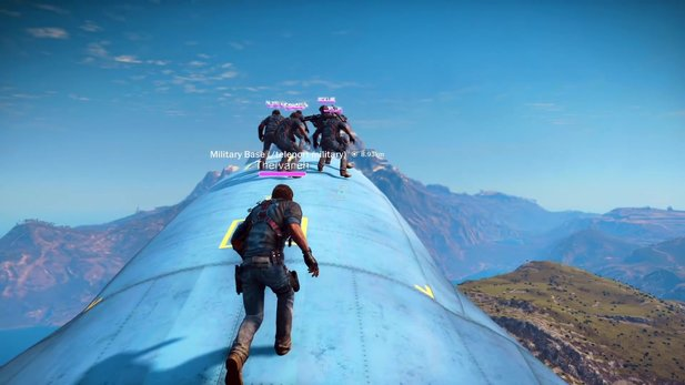 Just Cause 3: Multiplayer - Public-Preview-Trailer zeigt Gameplay aus der Multiplayer-Mod