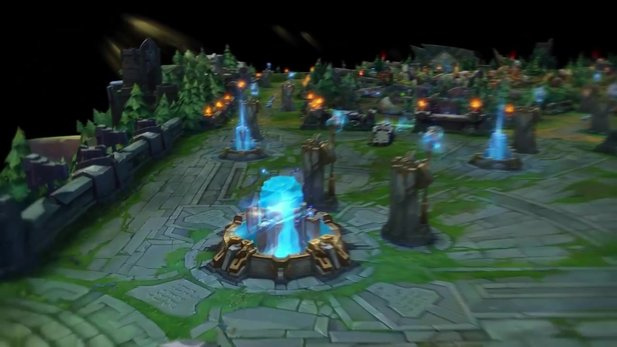 League of Legends - Trailer zur Open Beta der japanischen Server