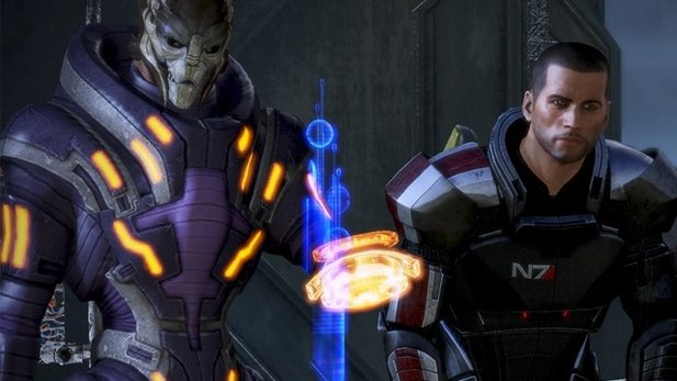 Video der Leaked-Beta von Mass Effect 3