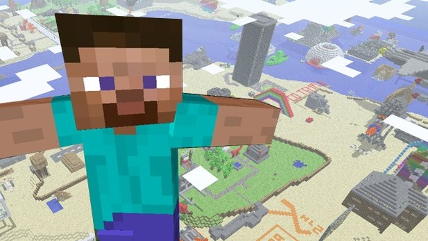 Test-Video zu Minecraft
