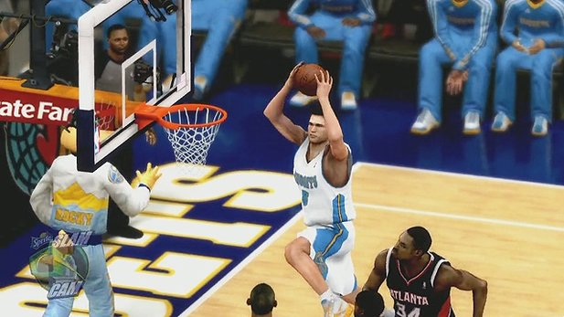 Test-Video zu NBA 2K12