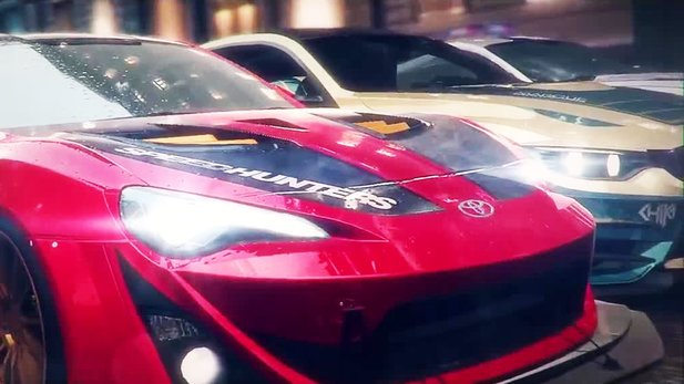 Need for Speed: No Limits - Ankündigungs-Trailer zum Mobile-Tuning-Raser