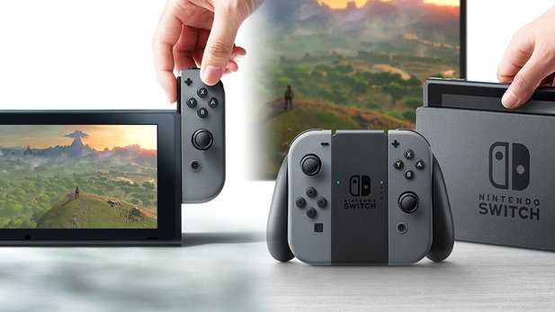 Nintendo Switch - Trailer-Reaction: Funktioniert der Konsolen-Handheld-Mix der NX?