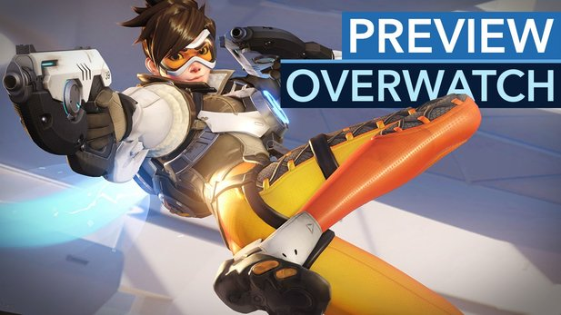 Overwatch - Preview-Video zu Blizzards erstem Shooter