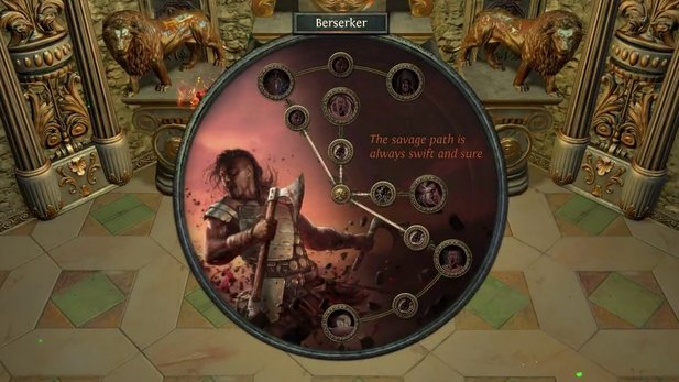 Path of Exile - Trailer zu Ascendancy: Die Berserker-Klasse
