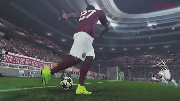 Pro Evolution Soccer 2016 - Ankündigungs-Trailer mit Gameplay-Szenen