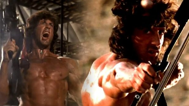 Rambo - Teaser-Video: Gemetzel im Film