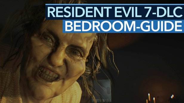 Resident Evil 7 - Guide-Video: Lösung zum Bedroom-Rätsel (Banned Footage DLC)