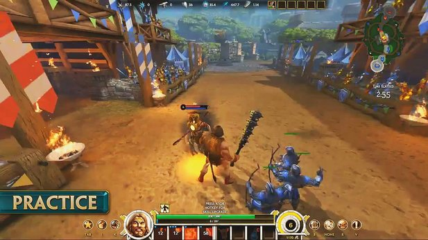 Smite - Trailer zum Open-Beta-Start