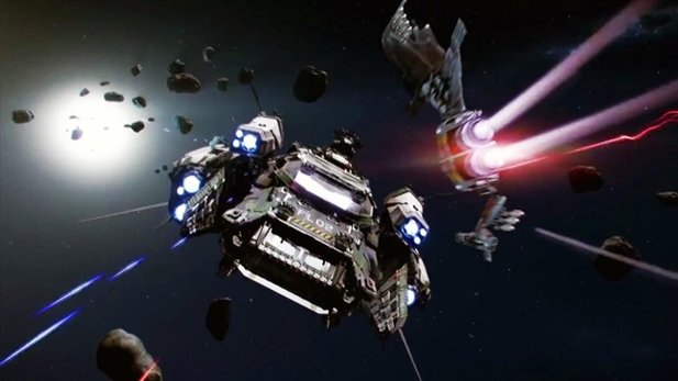 Preview-Video zu Star Citizen