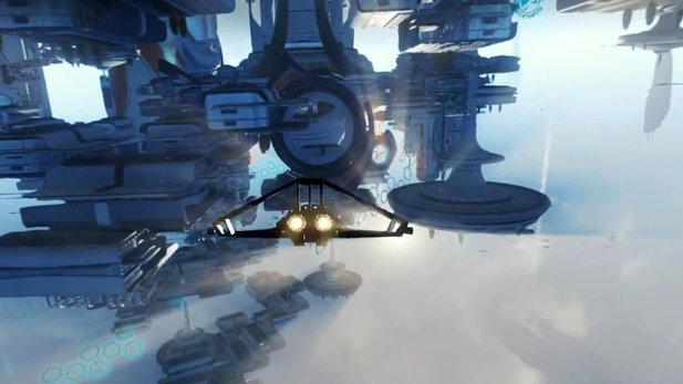 Star Citizen - Topspiel-Video: Rennen