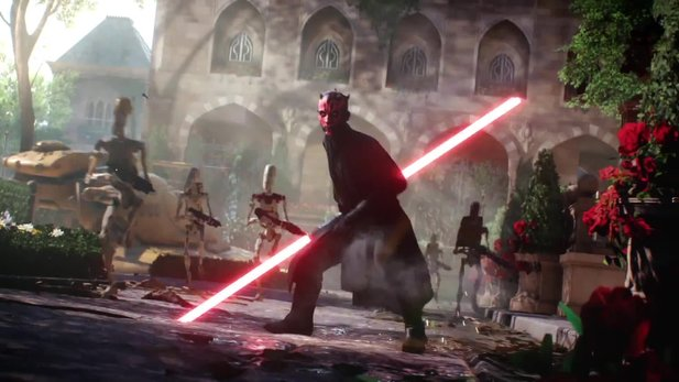 Star Wars: Battlefront 2 - Gameplay-Trailer von der E3