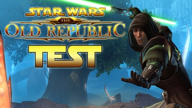 Test-Video von Star Wars: The Old Republic