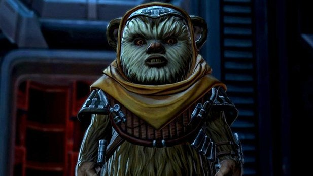 Star Wars: The Old Republic - Die neue Ewok-Begleiterin Treek aus Update 2.3