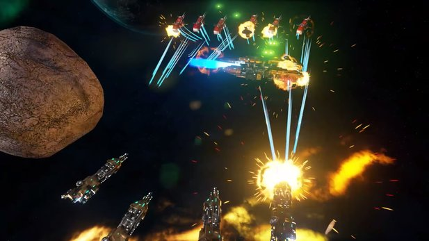 Starfall Tactics - Hier ist der Steam-Greenlight-Trailer
