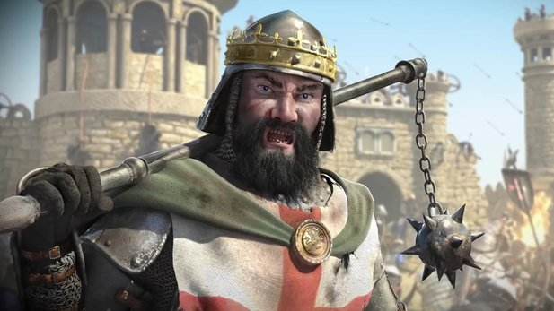Stronghold Crusader 2 - Preview-Video zum Kreuzritter-Strategiespiel