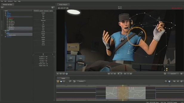 Team Fortress 2 - Valve stellt Source Filmmaker vor