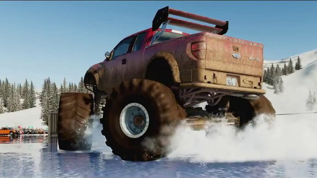 The Crew: Wild Run - »Join the Summit«-Trailer mit Gameplay-Szenen