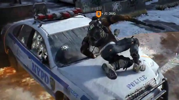 The Division - Gameplay-Trailer zum Open-World Rollenspiel-Shooter